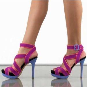Jessica Simpson Evangela Stiletto High Heel Shoe